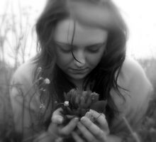 Sensual Garden  by Kelly d