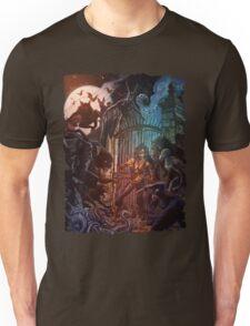 Forsaken Cover Art: Predators Unisex T-Shirt