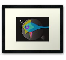 Aquon 37 Framed Print
