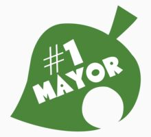 #1 Mayor - Animal Crossing by PrincessCatanna