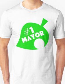 #1 Mayor - Animal Crossing T-Shirt