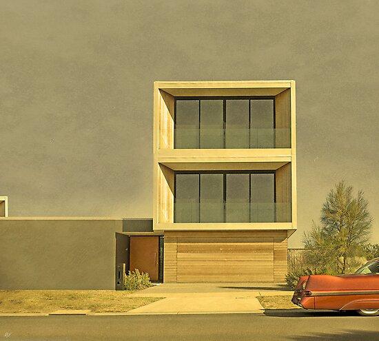 Postmodern Drive By by Paul Vanzella