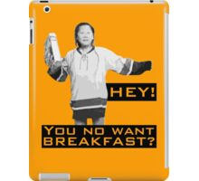 I wanna kiss you all over! iPad Case/Skin