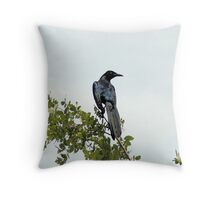 TREE DWELLERS SER No.8 Throw Pillow