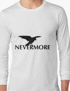 The Raven  - Nevermore Long Sleeve T-Shirt