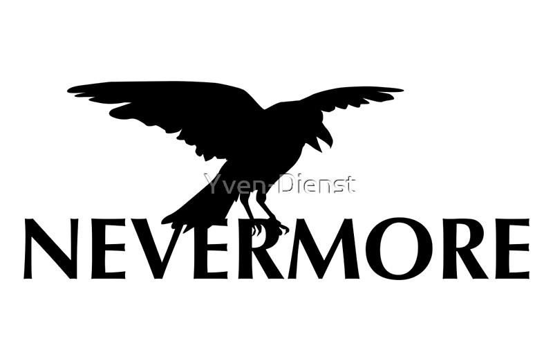 Quot The Raven Nevermore Quot Laptop Skins By Yven Dienst