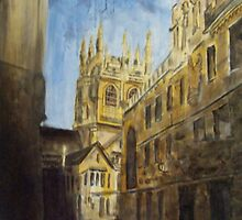 Oxford England by trand07