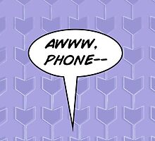 Awww, Phone  by Becky Hayes
