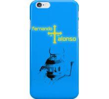Fernando Alonso Asturia 2015 iPhone Case/Skin