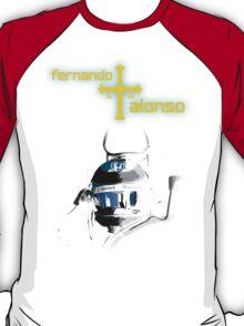 Fernando Alonso Asturia 2015 T-Shirt