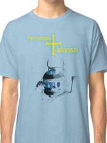 Fernando Alonso Asturia 2015 Classic T-Shirt