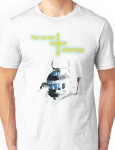 Fernando Alonso Asturia 2015 Unisex T-Shirt