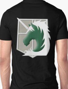 Military Police Emblem Unisex T-Shirt