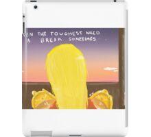 Samus Aran iPad Case/Skin