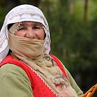 Turkish Peasant Woman by Marguerite Foxon