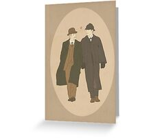 Canon johnlock 2 Greeting Card