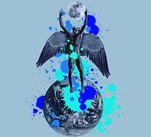 Ancient Nights (monochrome) Unisex T-Shirt