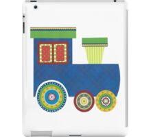 Kids Train Engine iPad Case/Skin