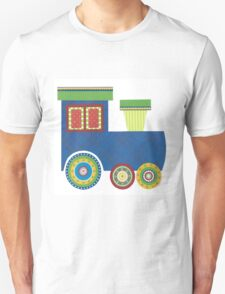 Kids Train Engine Unisex T-Shirt