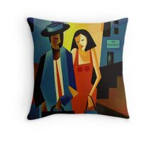 LESTER AND MARY DALE YOUNG Throw Pillow