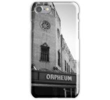 AZ Orpheum Theatre iPhone Case/Skin