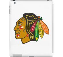 Chicago Blackhawks Logo iPad Case/Skin