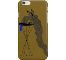 Best in Show Scottie Dog Long Beard iPhone Case/Skin