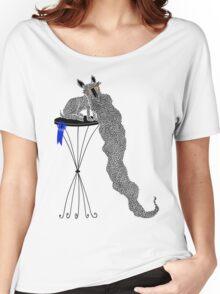 Best in Show Scottie Dog Long Beard Women's Relaxed Fit T-Shirt