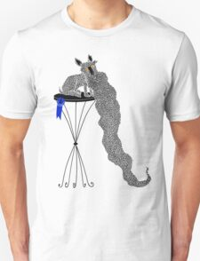 Best in Show Scottie Dog Long Beard T-Shirt