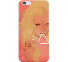 triangle eater iPhone Case/Skin