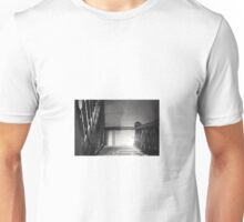 NYC Staircase and Shadows Unisex T-Shirt