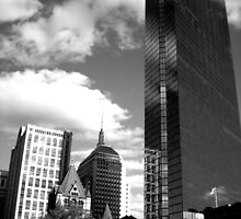 Boston Downtown by angidphoto
