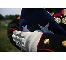 Some Gave All Photographic Print