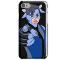 Brass Knuckles wants you to Be Assertive! iPhone Case/Skin
