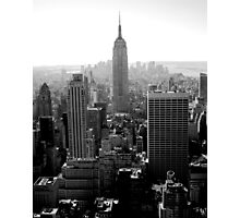Empire State Building NYC Photographic Print