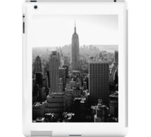 Empire State Building NYC iPad Case/Skin