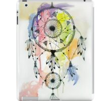 Watercolor Tumblr Dreamcatcher iPad Case/Skin
