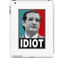 Cruz - Idiot iPad Case/Skin