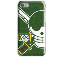 One Piece: Zoro (XXXL) iPhone Case/Skin