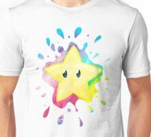 super star! - Mario Bros Unisex T-Shirt