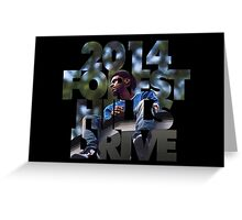 2014 Forest Hills Dr. Greeting Card