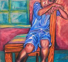 'Waiting on Mama' by Pam Hunt-Bromfield