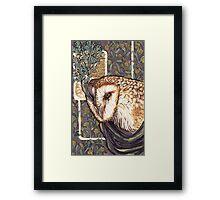 Wormwood & Wisdom Framed Print