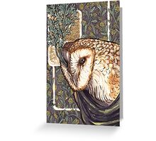 Wormwood & Wisdom Greeting Card