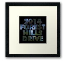 FHD Framed Print