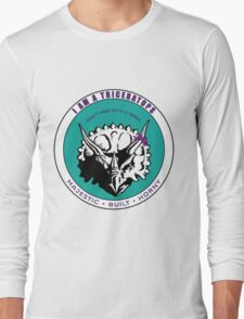 I AM A TRICERATOPS - Teal/Purple MBH T-Shirt