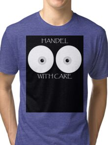 With Care Tri-blend T-Shirt