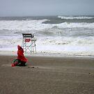 Hurricane approaching by Jacker