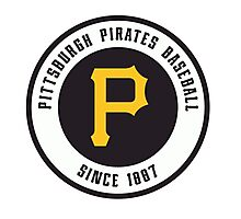pittsbourgh pirates Photographic Print