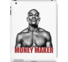 The Money Maker, Floyd Mayweather iPad Case/Skin